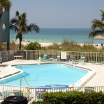 Heated Pool on the Gulf with Recreation Room